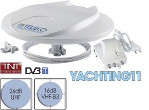 Tv-Antenn Yachting 11
